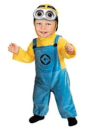 Despicable Me Minion Dave Baby Costume