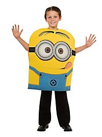 Despicable Me Minion Dave Foam Costume for Kids