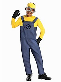 Despicable Me Minion Dave Kids Costume