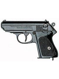 """Deutsche Polizeipistole """"Walther PPK"""" Dekowaffe"""