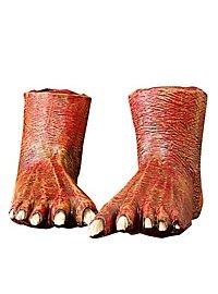 Devil Feet
