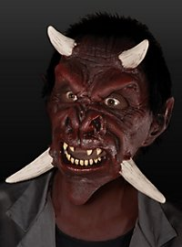 Devil Mask Lord of Darkness Latex Mask