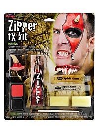 Devil Skin Zipper SFX Kit