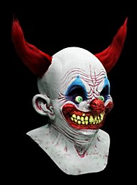 Devil the Clown Latex Full Mask
