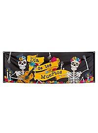 Dia de los Muertos Party Banner
