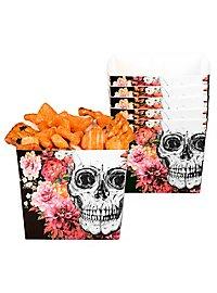 Dia de los Muertos snack box 6 pieces