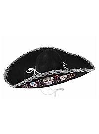 Dia de los Muertos Sombrero