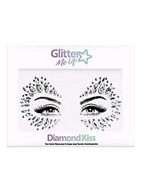 Diamond Kiss Face Jewels Gesichtsschmuck