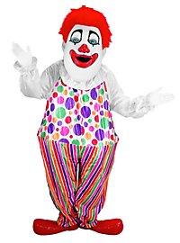 Dicker Clown Maskottchen