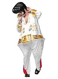 Dicker Rockstar Kostüm