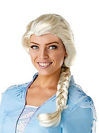Die Eiskönigin 2 Elsa Perücke