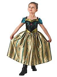 Die Eiskönigin Kinderkostüm Anna Krönungskleid