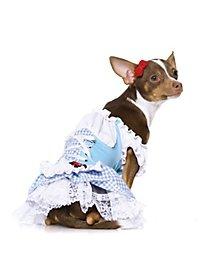 Dienstmädchen Hundekostüm