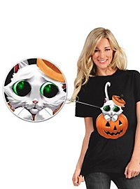 Digital Dudz Adorable Kitty Eyes T-Shirt