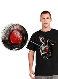 Digital Dudz Beating Heart Zombie T-Shirt