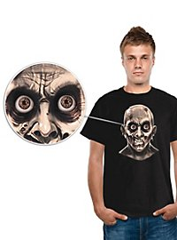 Digital Dudz Frantic Zombie Eyeballs T-Shirt