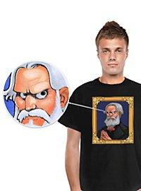 Digital Dudz Haunted Mansion Portrait T-Shirt