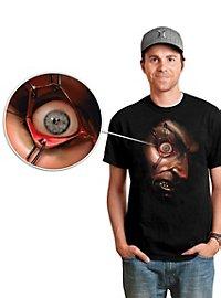 Digital Dudz Wahnsinniges Auge T-Shirt