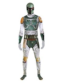 Digital Morphsuit Boba Fett Full Body Costume