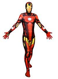 Digital Morphsuit Iron Man Ganzkörperkostüm