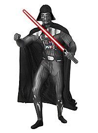 Digital Morphsuit Star Wars Darth Vader Ganzkörperkostüm