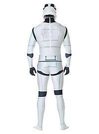 Digital Morphsuit Star Wars Stormtrooper Ganzkörperkostüm