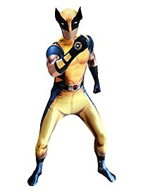 Digital Morphsuit Wolverine Full Body Costume