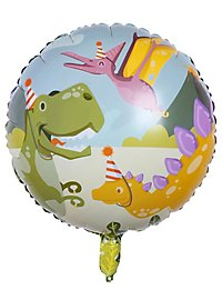 Dino Party Folienballon
