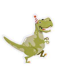 Dino Party Wanddeko