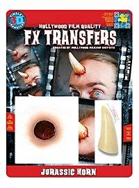 Dinosaurier Horn 3D FX Transfers