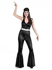 Disco Diva schwarz Kostüm