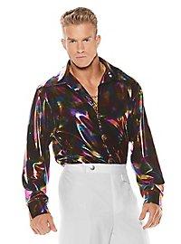 Disco Hemd dunkel