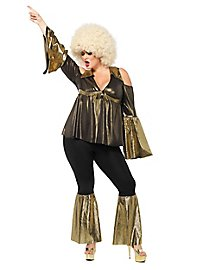 Disco lady XXL costume