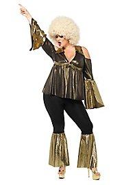 Disco lady XXL costume