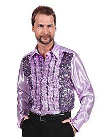 Disco Shirt violet