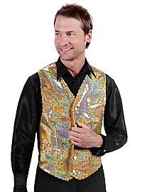 Disco Vest gold