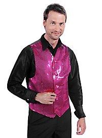 Disco Vest pink