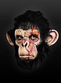 Diseased Monkey Latex Full Mask