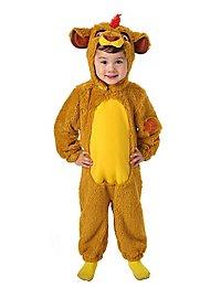 Disney's König der Löwen Simba Kinderkostüm