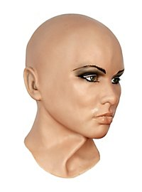 Diva Senior Deluxe Foam Latex Mask