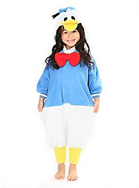 Donald Duck Kigurumi kid's costume