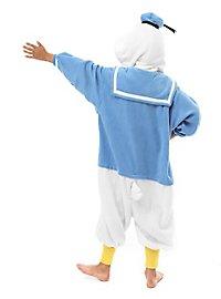 Donald Duck Kigurumi Kinderkostüm
