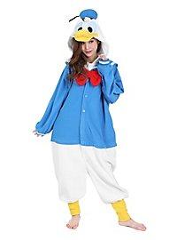 Donald Duck Kigurumi Kostüm