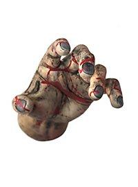 Doorknob Deco Zombiehand