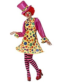 Dotty Clown Costume