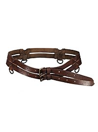 Double Belt brown