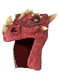 Drachenhelm rot