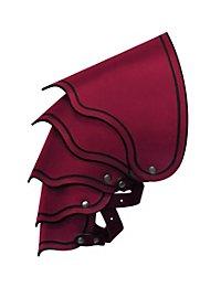 Drachenreiter Schultern rot