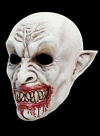 Dracula Maske des Grauens aus Latex