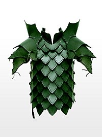 Dragon Slayer Leather Armour green